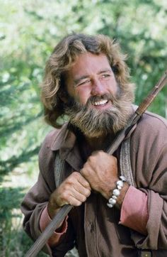 images of grizzly adams   ... Hair in the History of Man - Grizzly Adams - Men's Fitness - Page 3 Men with Mustaches