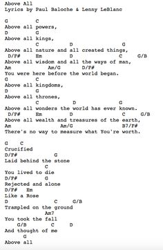 Here i am to worship chords pdf