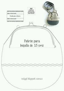 Coin Purse Pattern, Coin Purse Tutorial, Purse Patterns, Embroidery Patterns, Fabric Purses, Fabric Bags, Patchwork Bags, Quilted Bag, Bag Sewing