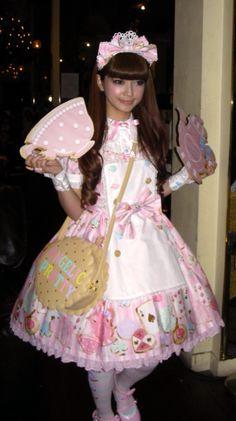 Harajuku Fashion, Japan Fashion, Kawaii Fashion, Lolita Fashion, Cute Fashion, Beautiful Outfits, Cute Outfits, Japanese Street Fashion, Japanese Models
