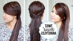 Quick Hairstyles For School Lovely Easy Quick Hairstyles For School Compilation  Hairstyles For