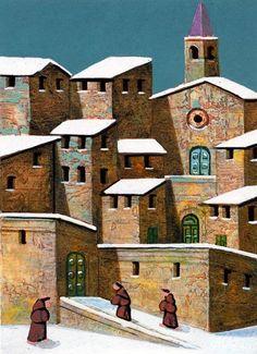 monastery - norberto proietti