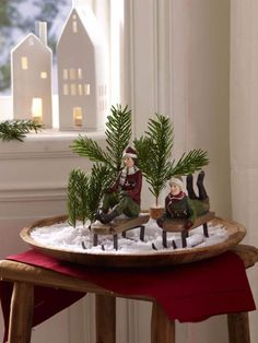 modern-christmas-decorating-ideas-for-a-festive-home-for-the-holidays-11 - family holiday.net/guide to family holidays on the internet