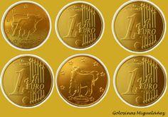 Monedas de chocolate Migueláñez