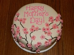 mamis day cake — Mother's Day Cakes