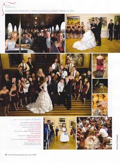Check out Fucci's Photos Featured in Newport Wedding Magazine » Fucci's Photos of Boston–Something Blue Blog | Boston Wedding Photographer