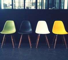 Eames, one of the most beautiful chair