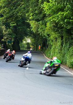 isle of man tt is so cool...