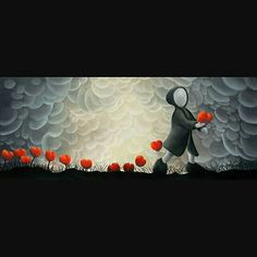 The Seeds Of Love by Mackenzie Thorpe Gorgeous New Limited Edition! You Are My Rock, Little Acorns, London Art, Needful Things, Love Art, Art Inspo, Red Roses, Stuff To Do, Illustration Art