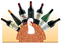 Turkey/Wine Pairings for Thanksgiving  - Chow Bella