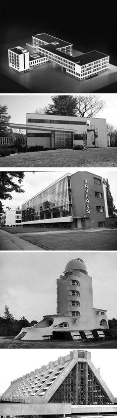 Visions of an Industrial Age // Plongez dans la vie de Walter Gropius fondateur du Bauhaus !