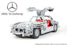 Mercedes-Benz 300SL '54 (Gullwing)