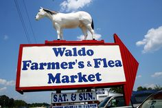 Waldo Farmer's and Flea Market - Visit Gainesville - Florida Vacation Destinations Gainesville Florida, City Events, Event Marketing, Florida Vacation, Outdoor Recreation, Park City, Vacation Destinations, Hotels And Resorts, Old Things