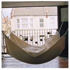 HOW TO DIY SOME Hammock heaven.