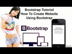 Bootstrap Tutorial: How To Create Website Using Bootstrap - YouTube