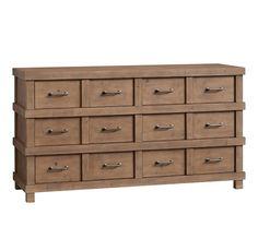 Owen Extra-Wide Dresser #pbkids
