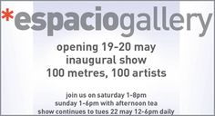 Espacio Gallery Opening  19-22 May 2012 Jackson's Art, Caves, Art Blog, Cards Against Humanity, Artist, Space, Cave, Blanket Forts, Amen