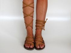 Hey, I found this really awesome Etsy listing at https://www.etsy.com/listing/128823506/greek-lace-up-sandals-handmade-unique