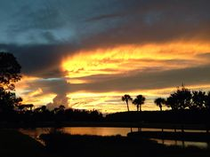 Another Kissimmee sunset