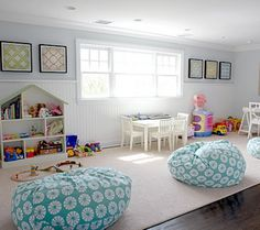 13 Practical Yet Pretty Must-See Playrooms for Baby | Disney Baby