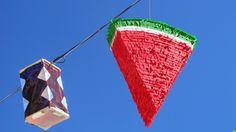 Tuto : une piñata pastèque pour égayer l'été