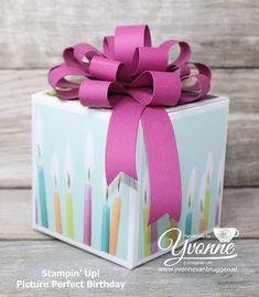stampin up bestellen, yvonne van bruggen, boxtel nederland, picture perfect birthday, verjaardagskaart, cadeautje, gift, card, giftcard