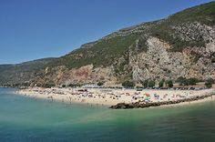 Setúbal - Praia da Figueirinha