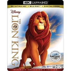 """Embark on an extraordinary coming-of-age adventure as Simba, a lion cub who cannot wait to be king, searches for his destiny in the great """"Circle of Life. Lion King Remake, The Lion King 1994, Hakuna Matata, Simba Tattoo, Walt Disney Signature, Young Simba, Blu Ray Movies, 2017 Movies, Imdb Movies"""