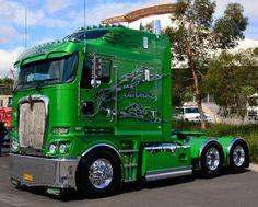 Kenworth Aussie K200