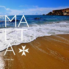 Golden Bay, Malta │