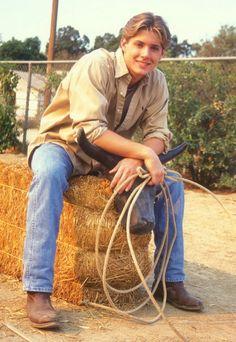 Jensen Ackles: the model.