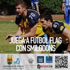Captación fútbol flag