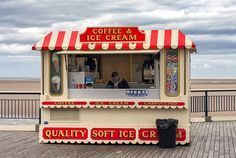 ice cream kiosk - Google Search