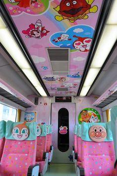 Anpanman Train, Hotel Room at JR Hotel Clement Takamatsu