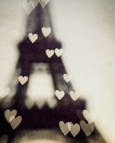 I have never seen a shot like this of the eiffel tower. I love the bokeh.