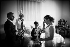 Louise & Mark's Rise Hall Wedding Photography Yorkshire