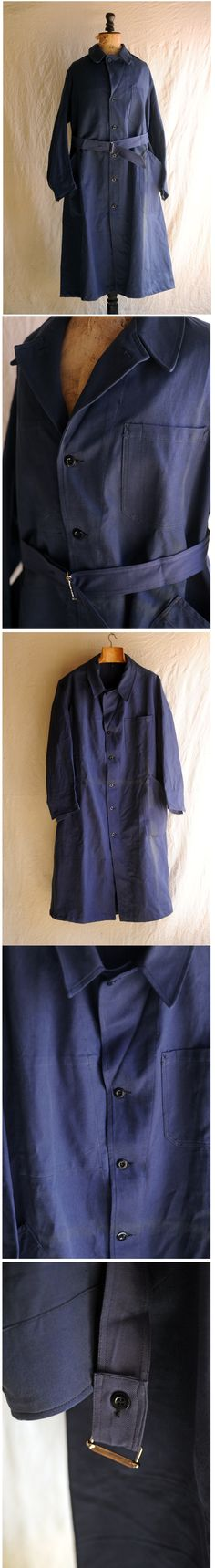 50sフランス軍ヴィンテージインディゴワークコート 30s40sリネン - ヤフオク! Denim Button Up, Button Up Shirts, Pants, Tops, Fashion, Trouser Pants, Moda, Fashion Styles, Women's Pants