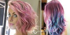 Cabelo feminino-cabelo-colorido-tendência primavera-verão 2016