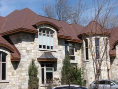 Steel Roofing, Roofing Shingles, Cladding Materials, Residential Construction, Roof Panels, Wakefield, Metal Roof, Facade, This Is Us
