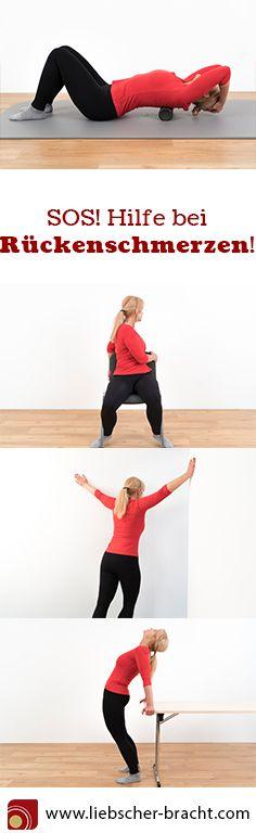 Effektive Rückenübungen die bei Rückenschmerzen helfen können! Probier sie einfach zuhause aus! Dehnübungen und Faszientraining mit der Faszienrolle. Bandscheibenvorfall / Rücken / Übung / Schmerzen / Bandscheibe #rücken #bandscheibe #schmerzfrei #dehnübung #faszientraining