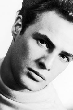 If time travel is real, I would go back to this era with His Royal Hotness, Marlon Brando.