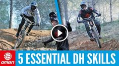 Watch: 5 Essential Downhill Mountain Bike Skills https://www.singletracks.com/blog/mtb-videos/watch-5-essential-downhill-mountain-bike-skills/