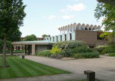 Fitzwilliam College, Cambridge (1963) Denys Lasdun