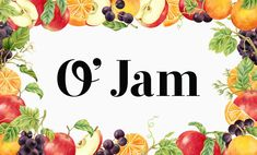 O' Jam on Packaging of the World - Creative Package Design Gallery