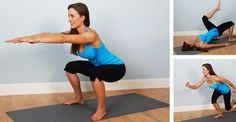 The 30-Minute Glute-Building Bodyweight Workout (With Kellie Davis!)