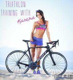 TIU Triathlon Training!!!! Calendar & Workout