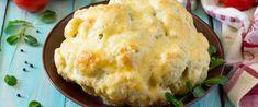 Egészben sült karfiol fűszeres darált hússal töltve: selymes besamel koronázza meg - Receptek | Sóbors Couscous, Healthy Recipes, Healthy Food, Mashed Potatoes, Pie, Cheese, Ethnic Recipes, Desserts, Healthy Foods