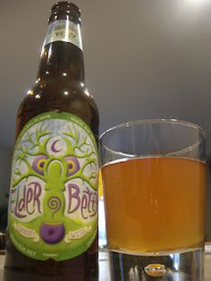 Summer time is just around the corner...if you have the chance check this out...magic hats elder betty... grainy, grassy upfront with a nice refreshing berry flavor you wont expect on the finish.