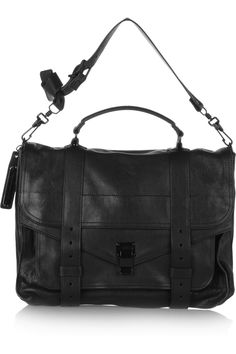4895298722ac this satchel has become a cult favorite and goes well with any outfit.     the large leather satchel by proenza schouler