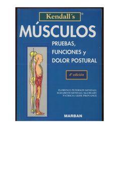 Kendall's músculos, pruebas,_funciones_y_dolor_postural_1